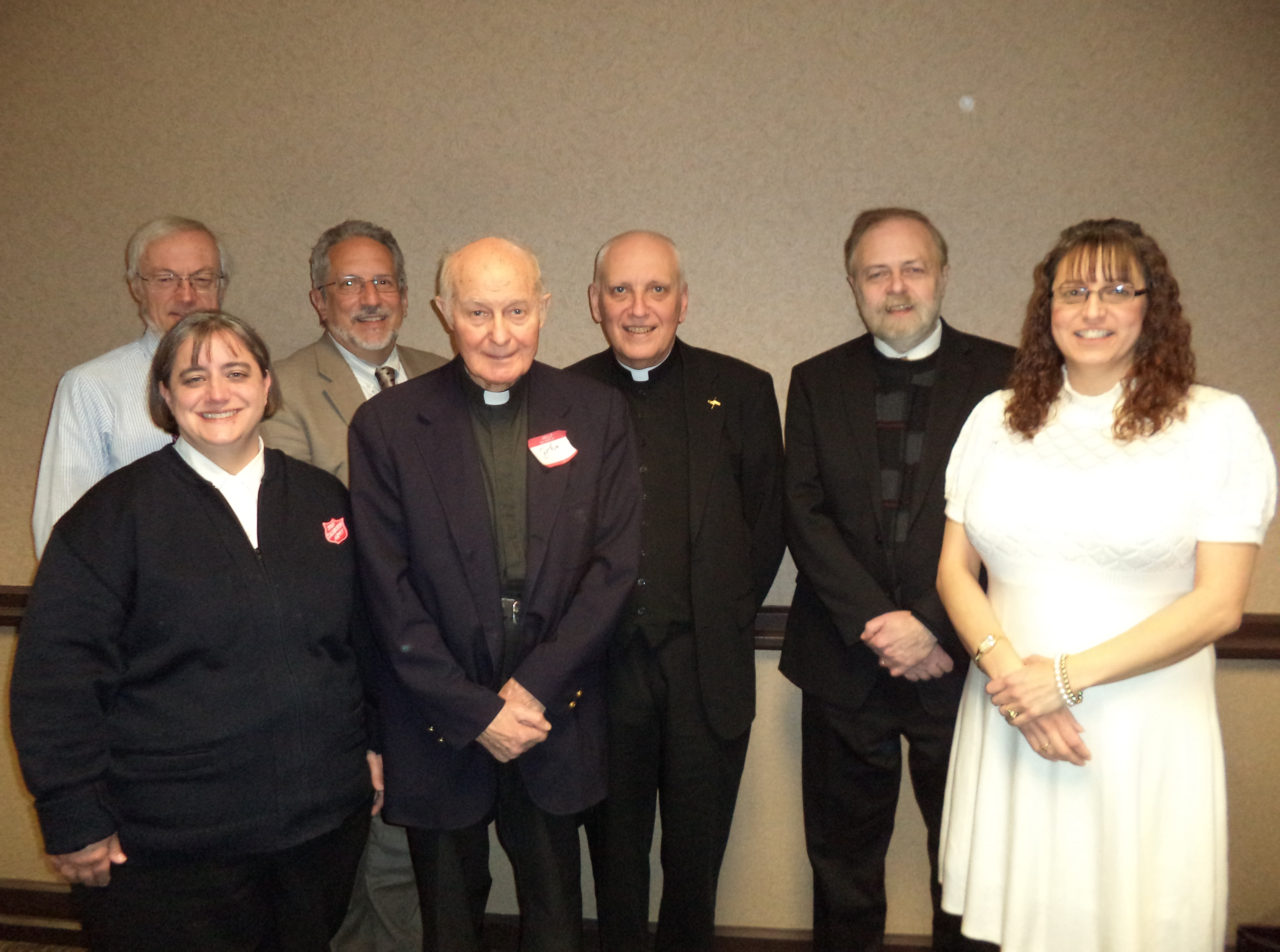 Clergy recognition program